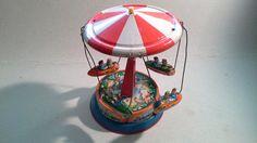 Vintage Blomer & Schumer Mechanical Carnival by DebsVintageVibes