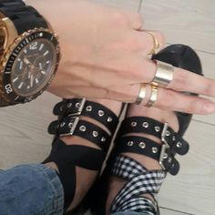 Flat Shoes Outfit, Miu Miu Ballet Flats, Outfits, Accessories, Fashion, Loafers & Slip Ons, Outfit, Moda, La Mode