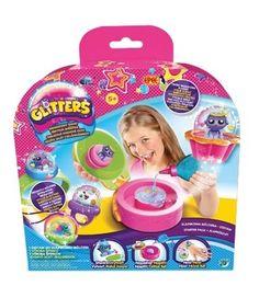 Glitters třpytivá sněžítka starter pack - Bambule Království hraček