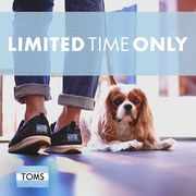 Take a look at the TOMS | For the Family event on #zulily today!