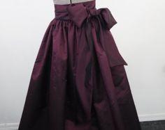 Image result for ball skirt slit
