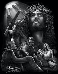 Jesus Christmas His love and sacrifice