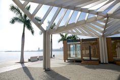 Luanda Bay Promenade - Modular Buildings and Shades, by Jular (8)