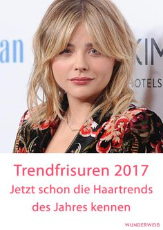 Tolle Frisuren 2017