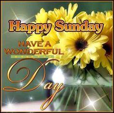 Happy Sunday ~