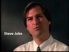 Steve Jobs talks about Joe Juran (1990)