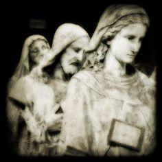 Religious statue, Black and white photography, Religious art, Religious icon, Virgin mary statue, Virgin mary art, 6x6 15x15cm). €13.00, via Etsy.
