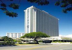 Ala Moana Hotel, Honolulu