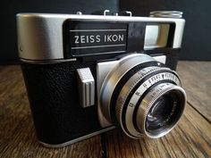 Vintage Zeiss Ikon Colora 35 mm film by MikesCuriousOddities, £9.00