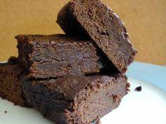 Easy Black Bean Chocolate Brownies