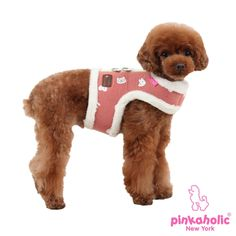 Cottontail Pinka Step-in Harness - Sizes S/M/L