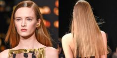 Why I Cant Stop Thinking about the Hair at Donna Karen - Donna Karen Fall 2015 Beauty