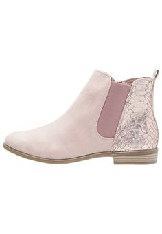 Ankle Boot - rose