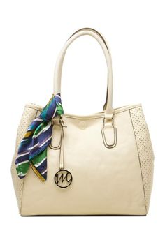 Janelle Tote by Chic Sophistication: Emilie M Handbags on @HauteLook