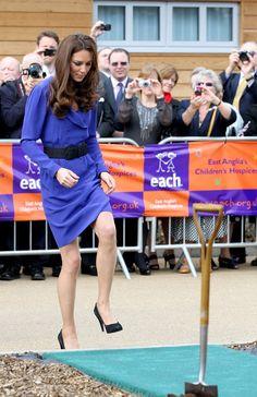 Kate Middleton Photos: Kate Middleton at the Treehouse