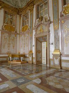 Marble Hall in The Mirabell Palace ~ Salzburg, Austria Visit Austria, Austria Travel, Travel Europe, Innsbruck, Eurotrip, Graz Austria, South Tyrol, World Heritage Sites, Architecture