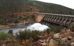 Clanwilliam dam Live, Glamping, South Africa, Westerns, Waterfall, Engineering, African, Places, Outdoor