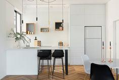 60년 된 아파트를 위한 특급 리모델링으로 완성한 20평대 아파트 인테리어 : 네이버 포스트
