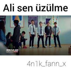 Ali, Instagram, Ant