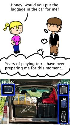 Finally a benefit from all those years of video games #funny #Vacation #travel