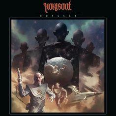 Horisont - Odyssey (2015) - Psychedelic Hard Rock - Sweden