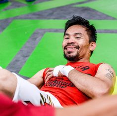 Manny Pacquiao, Smile, Instagram, Laughing