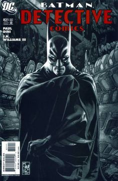 Detective Comics #821 - The Beautiful People (Issue)