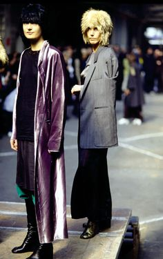 Maison Margiela Fall 1997 Ready-to-Wear Fashion Show