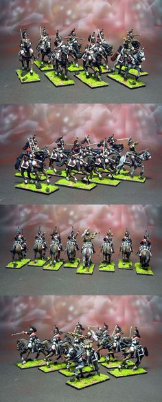 The Cuirassiers 1st Regiment