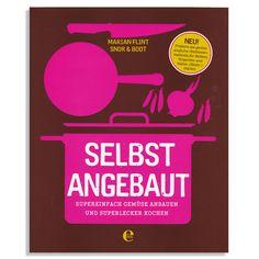 'Selbst Angebaut' Buch - S.W.W.S.W.