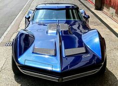 #chevroletcorvette1968