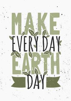22 avril, journée mondiale de la Terre  Jour de la Terre (Earth Day) http://www.pariscotejardin.fr/2015/04/22-avril-journee-mondiale-de-la-terre/