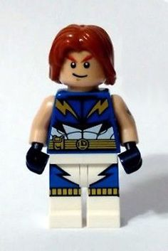 LEGO 5004077 - LEGO Exclusive, Super Heroes - Lightning Lad