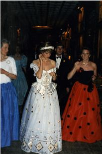 Rare photo - Princess Diana & Sarah Ferguson