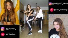 musical.ly - No Brakes Dance - @_claudieta _  @marta_lopez_official
