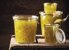 Recette de marmelade de kiwis et ananas maison N. Lobbestael