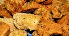話題のレシピ掲載に感謝です!鶏から大好きだけどカロリーが…そんな貴方もう大丈夫♪鶏からとしか思えない絶品高野豆腐です♬