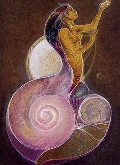 """""""Aphrodite"""" par Susan Seddon Boulet"""