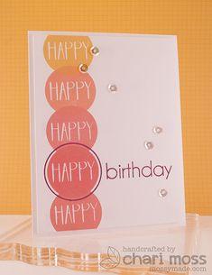 HappyBirthday by Chari Moss, via Flickr