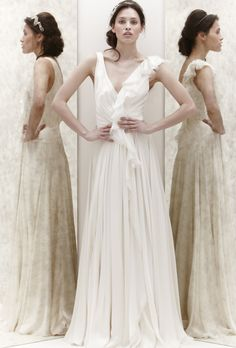 Jenny Packham - Spring 2013 Wedding Dress