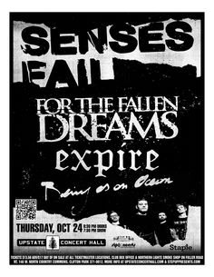 Senses Fail UCH