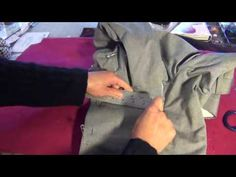 36 / LOAN SEWING SF PANTS TAKE IN CROTCH LINE AND SIDES 5 / 2013 - YouTube