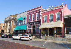 Railroad Avenue Historic District Opelika Alabama - Opelika, Alabama - Wikipedia, the free encyclopedia