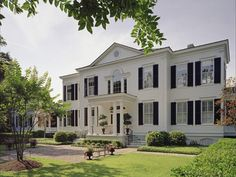 TOWN & COUNTRY SHOW HOME  The Ford Plantation   by Historical Concepts