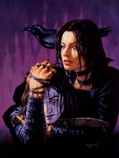 The Crow/ Razor: Kill The Pain (1998) by Dorian Cleavenger.