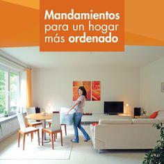 Mandamientos Para Un Hogar Más Ordenado Ideas Para, Desk, Marketing, Furniture, Home Decor, Home, Blue Prints, Desktop, Decoration Home