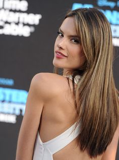 Alessandra ambrosio hair google search color pinterest alessandra ambrosio highlights pmusecretfo Gallery