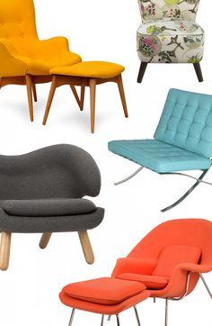 Lounge Chairs | dotandbo.com