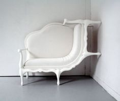 Would have never thought to design a couch like this. Good thing someone did!