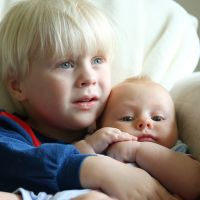 Helping Kids Adjust to Life With the New Baby | Janet Lansbury